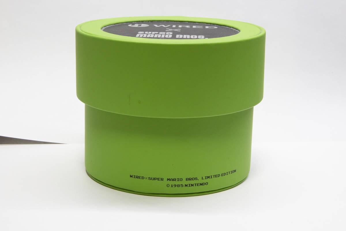 【質店】美品 セイコーワイアードXスーパーマリオブラザース300本限定モデル 232/300_画像9