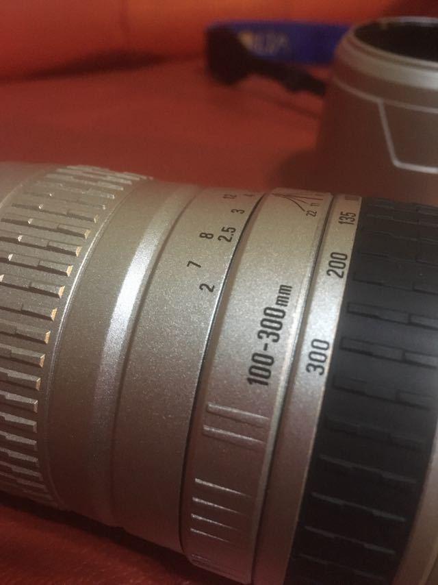 ★★ミノルタsweet S α SIGMAレンズ2本セット28-80mm、100-300mmセット!売り切り!激安スタート!ワンオーナー純正ストラップ付き!_画像3