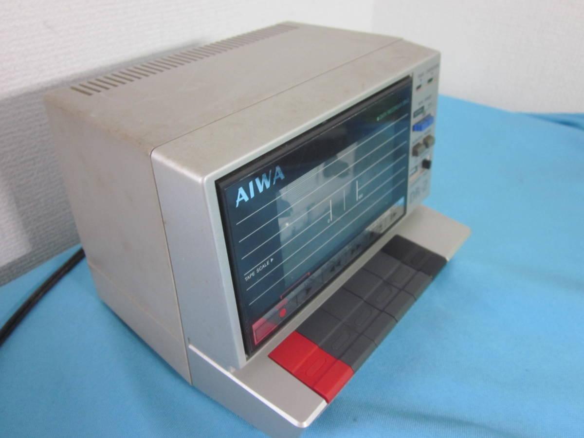 AIWA データーレコーダー DR-2★通電OK!ジャンク_画像7