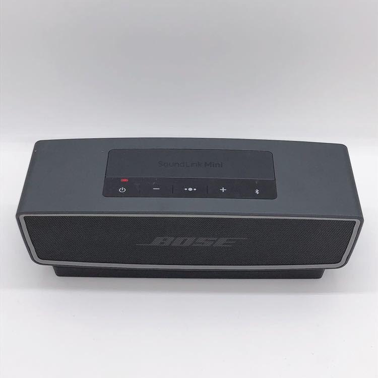 動作品 BOSE ボーズ 416912 サウンド リンク ミニ スピーカー Bluetooth オーディオ機器 R阿0330_画像3