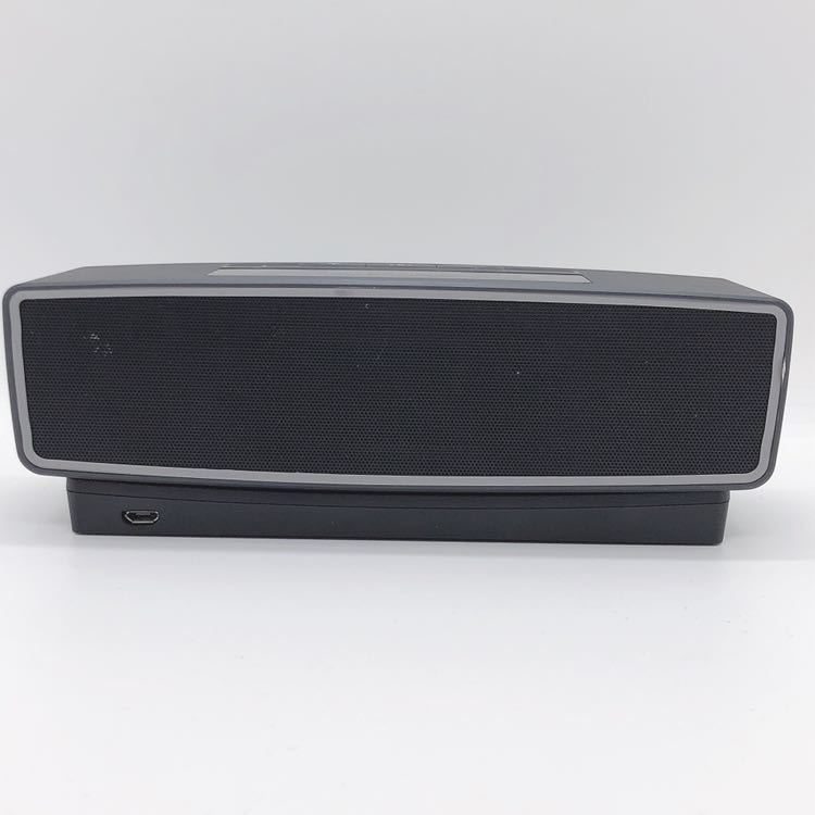動作品 BOSE ボーズ 416912 サウンド リンク ミニ スピーカー Bluetooth オーディオ機器 R阿0330_画像5