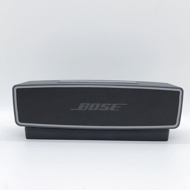 動作品 BOSE ボーズ 416912 サウンド リンク ミニ スピーカー Bluetooth オーディオ機器 R阿0330_画像2