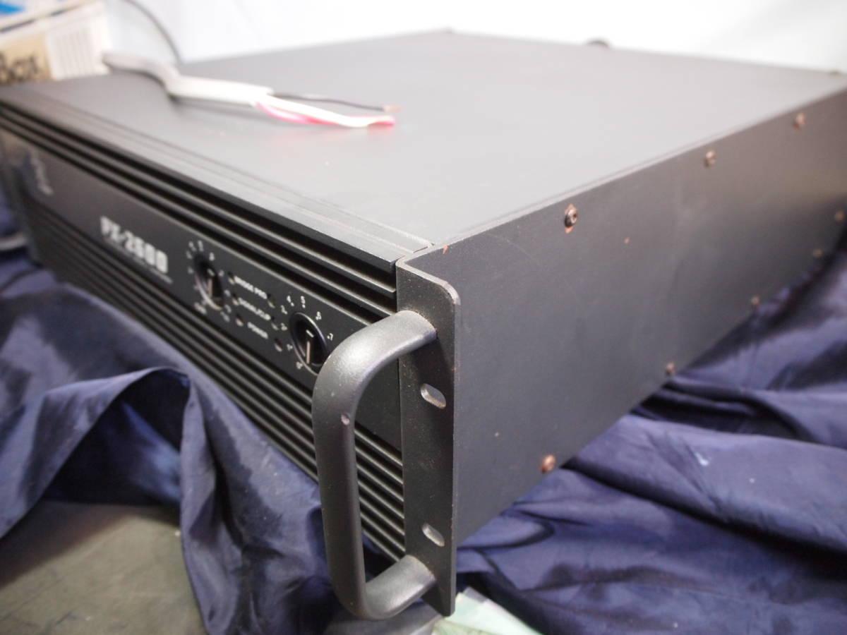 220V  ALES パワーアンプ PX-2600 完動美品【3ヶ月保証 】_画像5