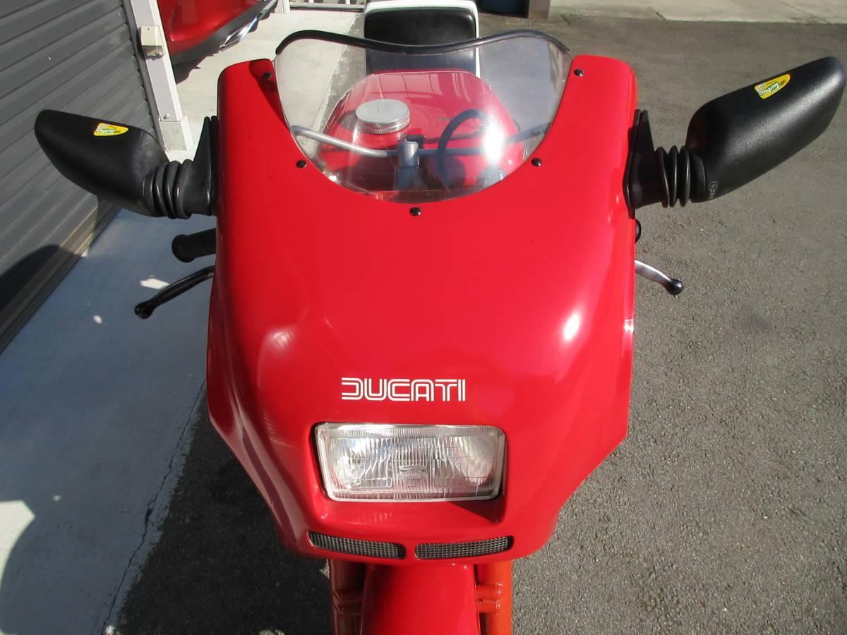 ドゥカティ 750F1 I型 希少 村山モータース物 第1号車_画像7