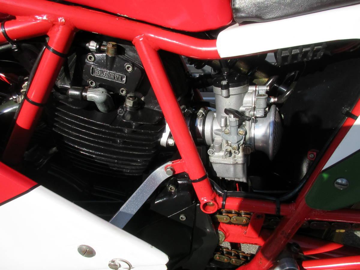 ドゥカティ 750F1 I型 希少 村山モータース物 第1号車_画像3
