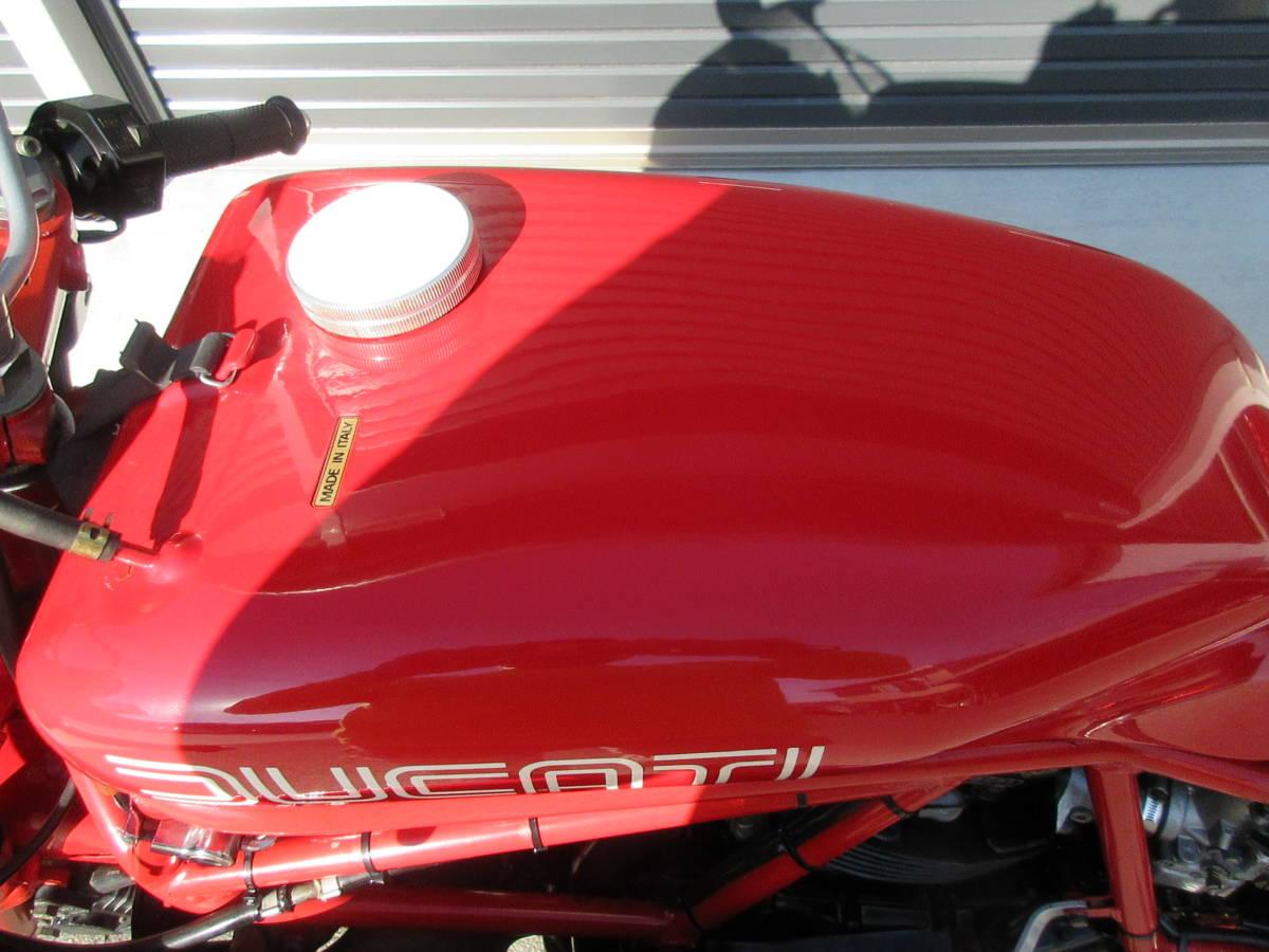 ドゥカティ 750F1 I型 希少 村山モータース物 第1号車_画像8