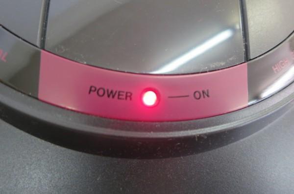 HR189H SEGA セガ メガドライブ HAA-2510 16-BT MEGA DRIVE 本体 ゲーム機 コントローラー付き 箱付き 説明書付き ジャンク品 HAA2510_画像4