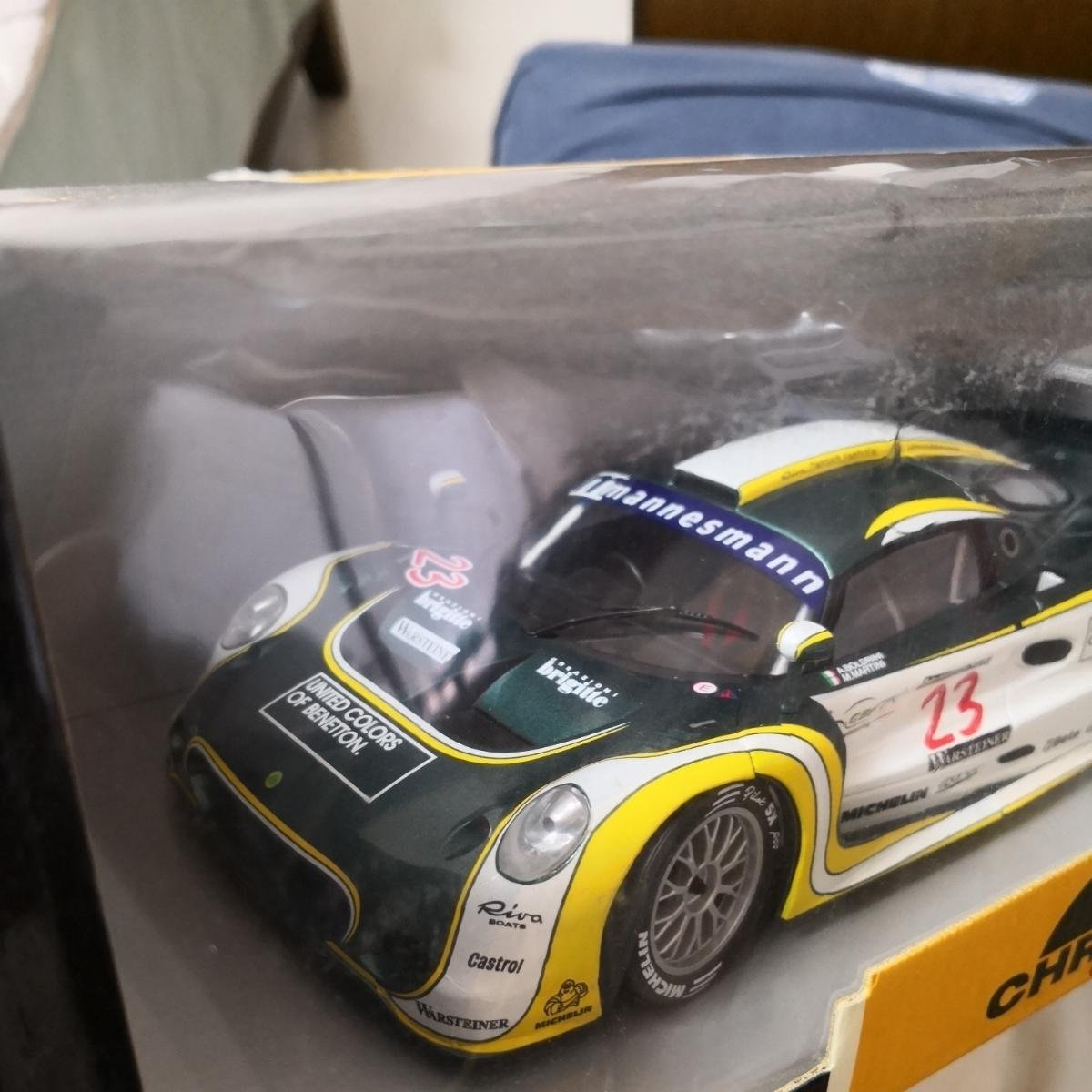 超レアー 1/18ルマンシリーズ3台ミニチュアレーシングカー_画像4