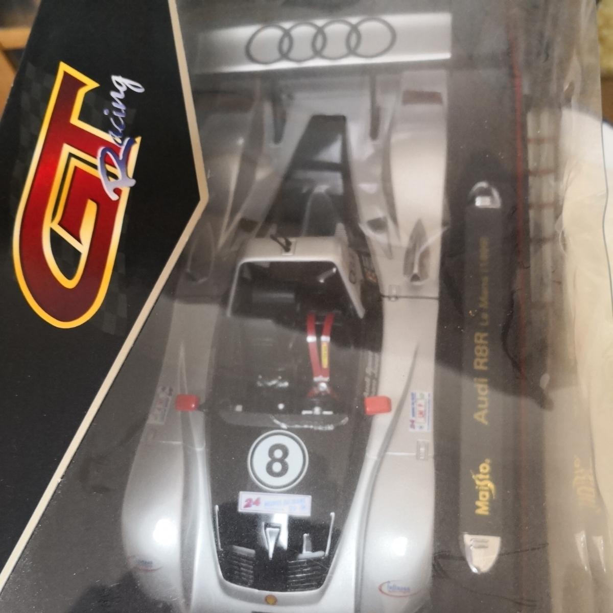 超レアー 1/18ルマンシリーズ3台ミニチュアレーシングカー_画像2