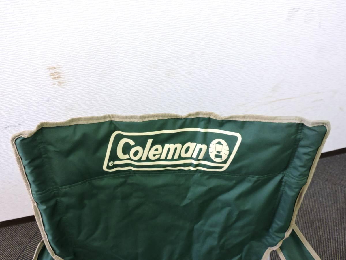Coleman イージーリフトチェア 170-5667 キャンプ テーブル/チェア 中古品_画像6
