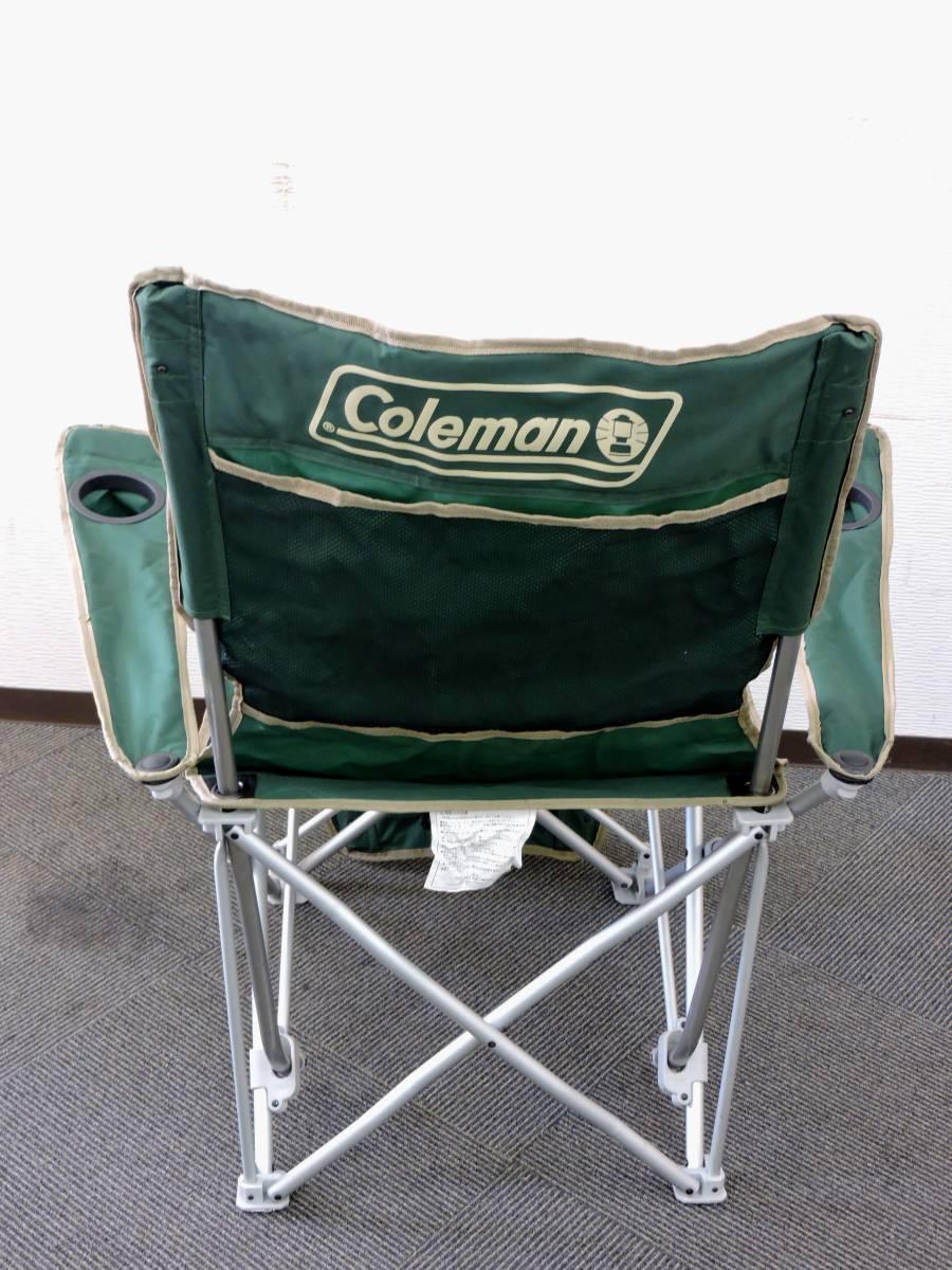 Coleman イージーリフトチェア 170-5667 キャンプ テーブル/チェア 中古品_画像7