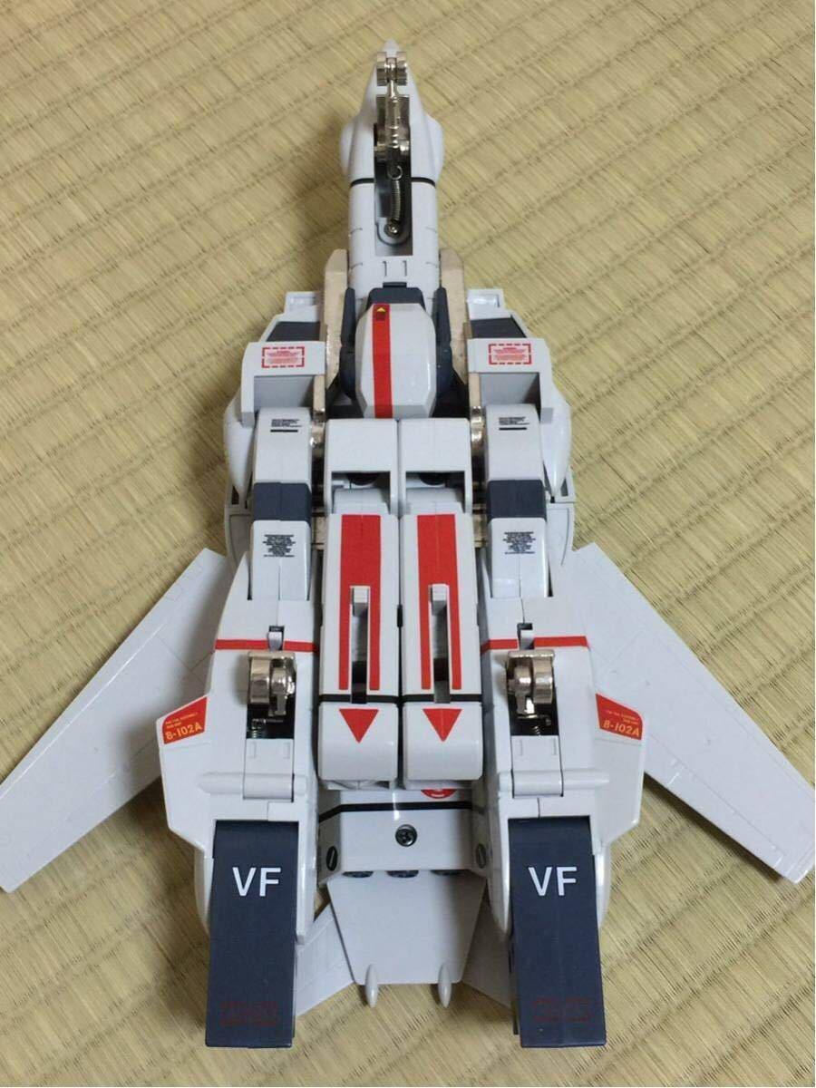 バンダイ 1/55 超時空要塞マクロス バルキリー VF-1J 一条 輝専用タイプ タカトクトイス_画像7