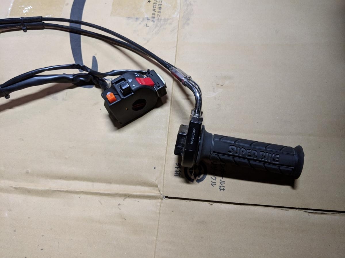 ゼファー400 FCR33 フルセット ハイスロ セッティングセット一式 1スタ_画像8