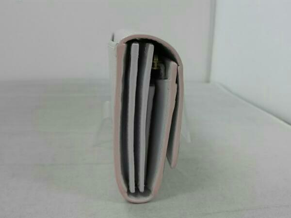 Luria 4℃ ルリア ヨンドシー 長財布 ロングウォレット 美品 レディース ピンク_画像4