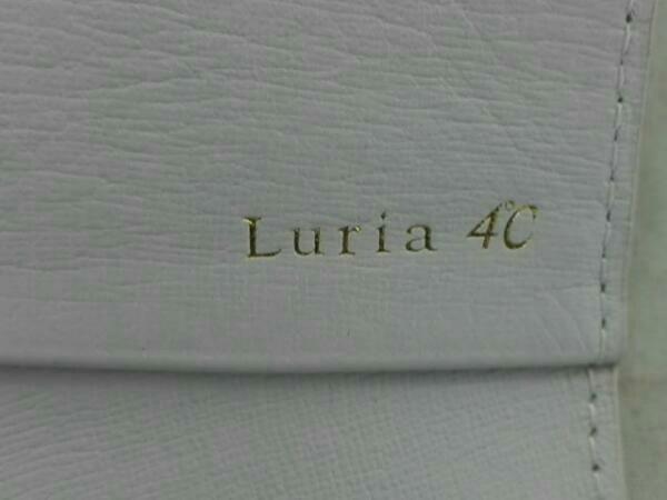 Luria 4℃ ルリア ヨンドシー 長財布 ロングウォレット 美品 レディース ピンク_画像7