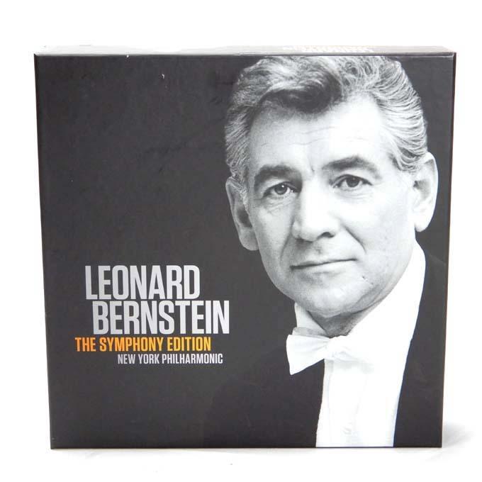017a278★CD★Bernstein Symphony Edition バーンスタイン ☆中古品☆
