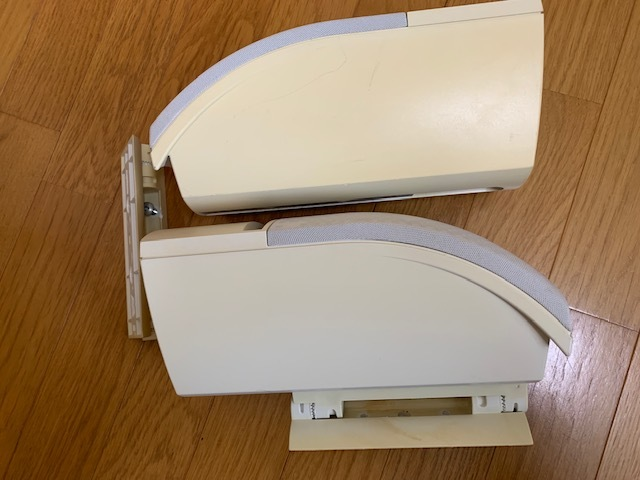 BOSE ボーズ 161 speaker system スピーカーシステム ホワイト スピーカー 中古品_画像4