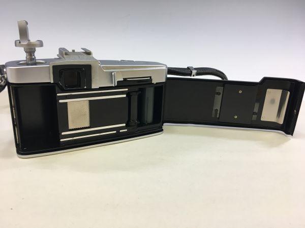 M501-3/MM3000 オリンパス OLYMPUS ペンF PEN F+レンズ2点! ☆ 1:1.8 F=38mm/ 1:3.5 F=50-90mm ★中古カメラ コンパクト一眼  _画像7