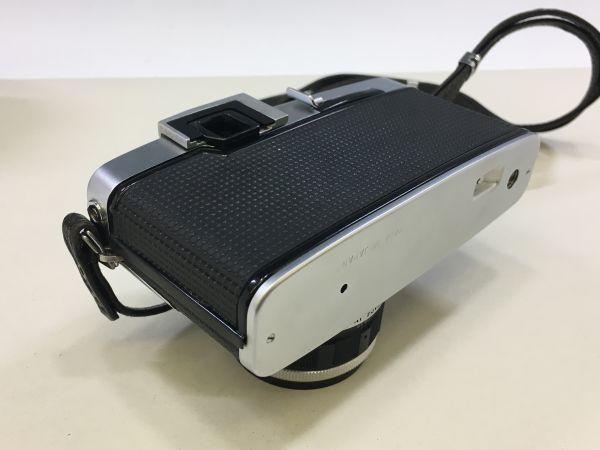 M501-3/MM3000 オリンパス OLYMPUS ペンF PEN F+レンズ2点! ☆ 1:1.8 F=38mm/ 1:3.5 F=50-90mm ★中古カメラ コンパクト一眼  _画像6