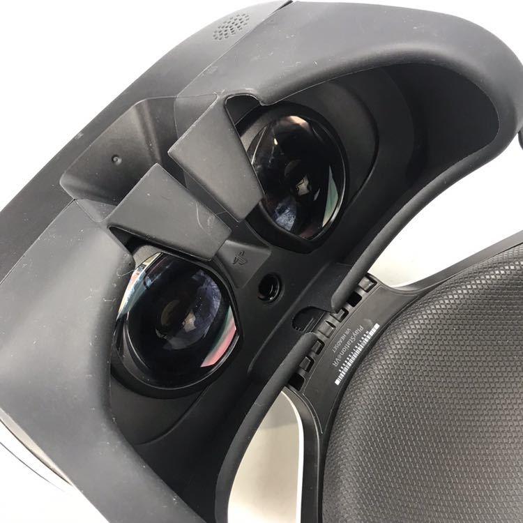 1円~SONY/ソニー CUH-ZVR1 PlayStation VR HEADSET PSVR 動作確認済 中古品 プレイステーション4 PS4 兵庫県姫路市発_画像9