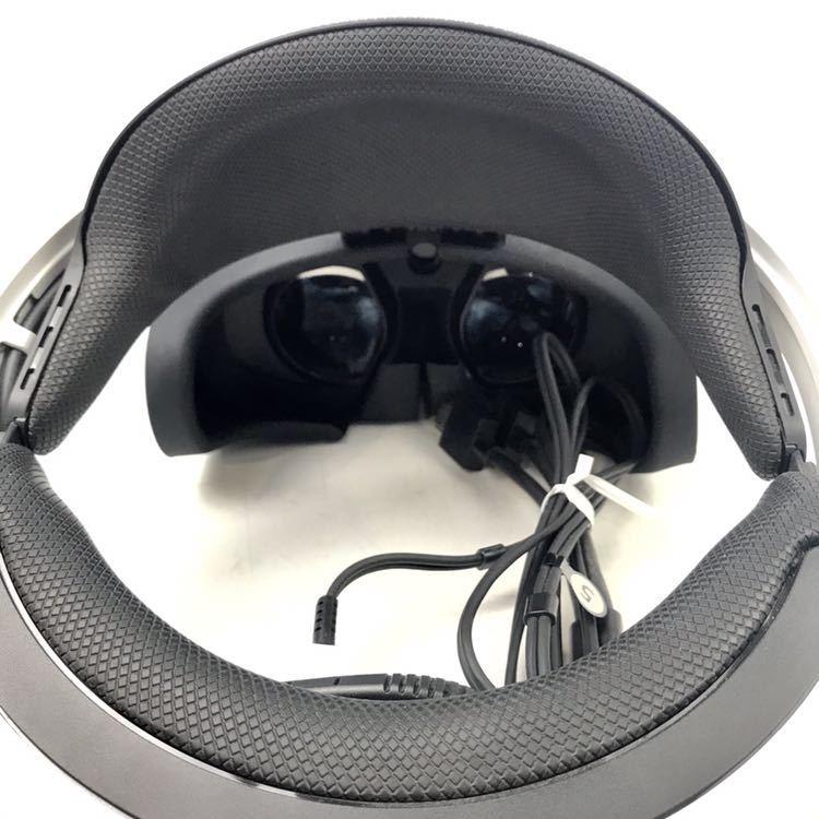 1円~SONY/ソニー CUH-ZVR1 PlayStation VR HEADSET PSVR 動作確認済 中古品 プレイステーション4 PS4 兵庫県姫路市発_画像7