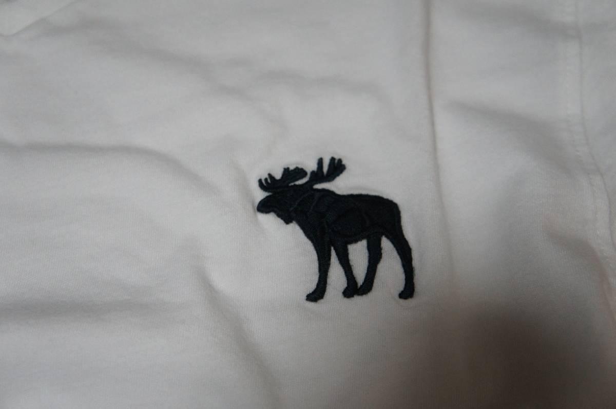 Mサイズ!アバクロ Abercrombie&Fitch半袖Tシャツ_画像3