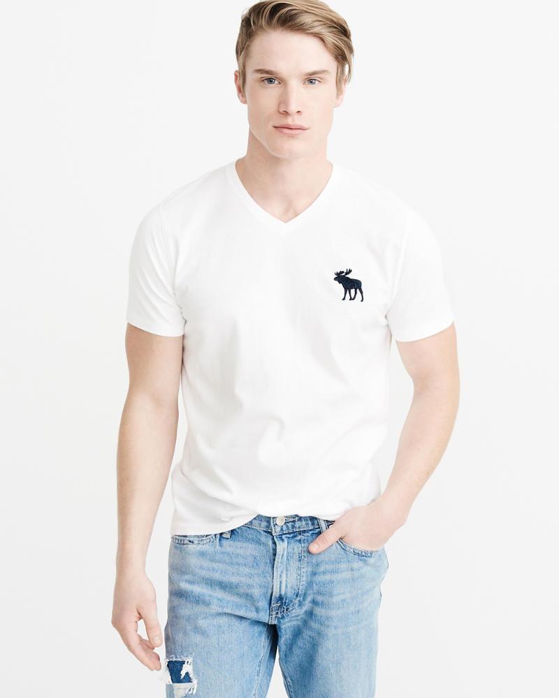 Mサイズ!アバクロ Abercrombie&Fitch半袖Tシャツ_画像6