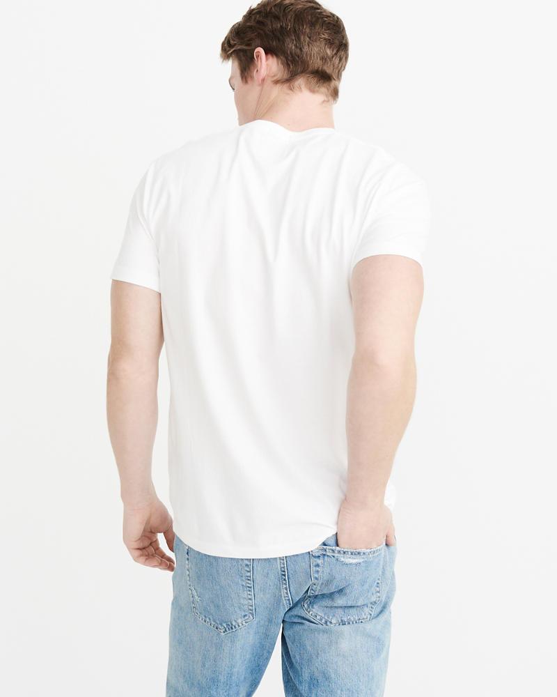 Mサイズ!アバクロ Abercrombie&Fitch半袖Tシャツ_画像7