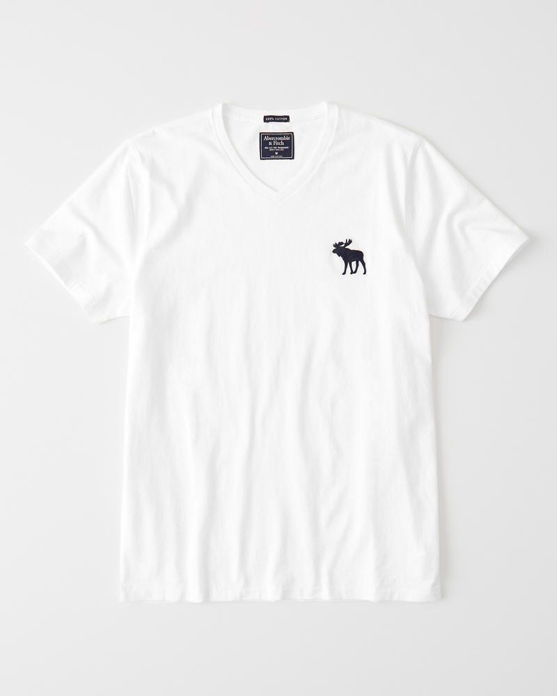 Mサイズ!アバクロ Abercrombie&Fitch半袖Tシャツ_画像8
