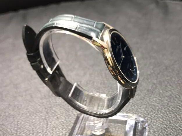 CITIZEN シチズン EXCEED エクシード エコドライブ ソーラー発電 メンズ腕時計 美品_画像4