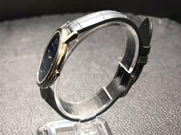 CITIZEN シチズン EXCEED エクシード エコドライブ ソーラー発電 メンズ腕時計 美品_画像3