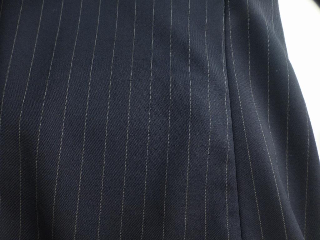 ◆ブルックスブラザーズ スーツ 42L 紺ストライプ イタリア生地 Madison_画像5