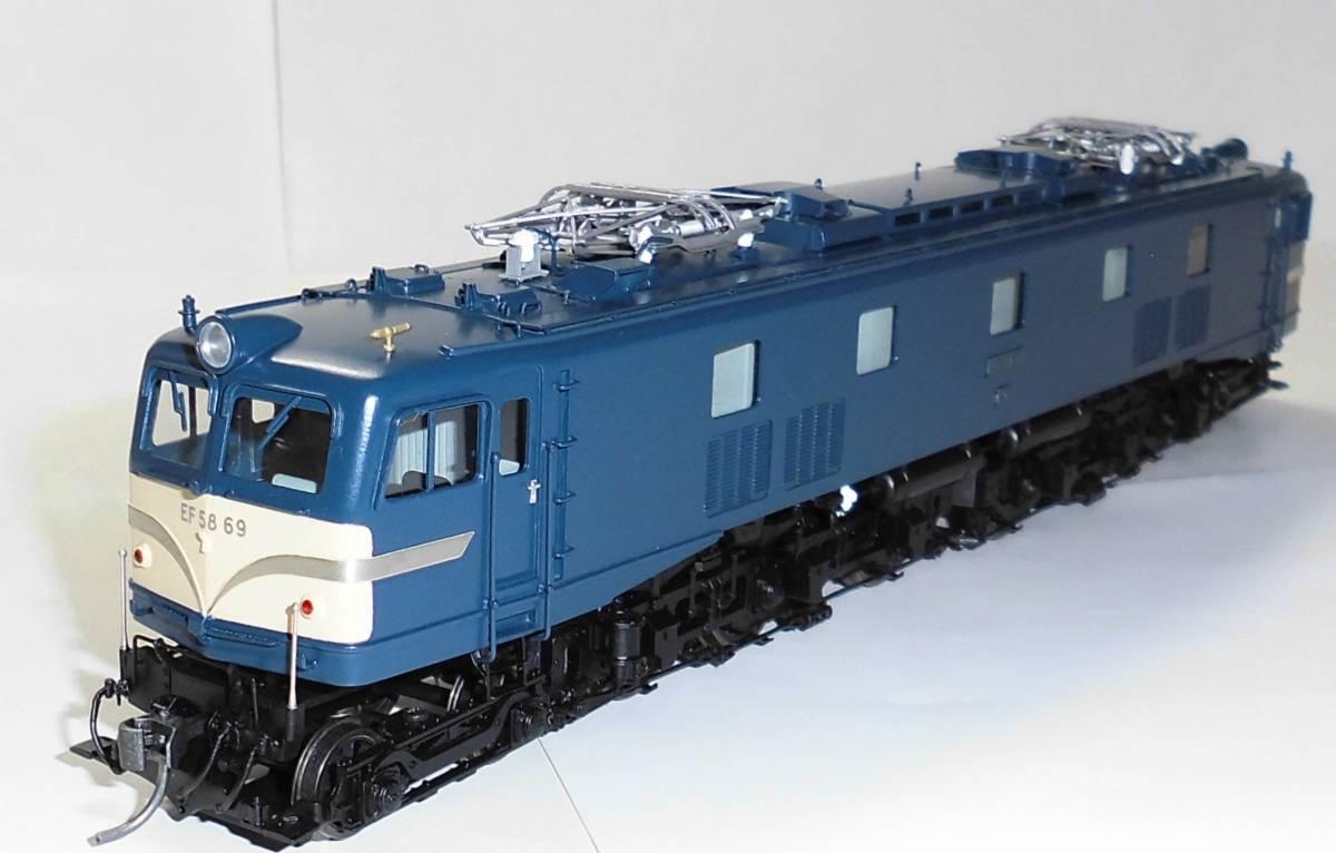 天賞堂EF5869号機(大窓・P型)広島機関区PS14パンタグラフ装備_画像2