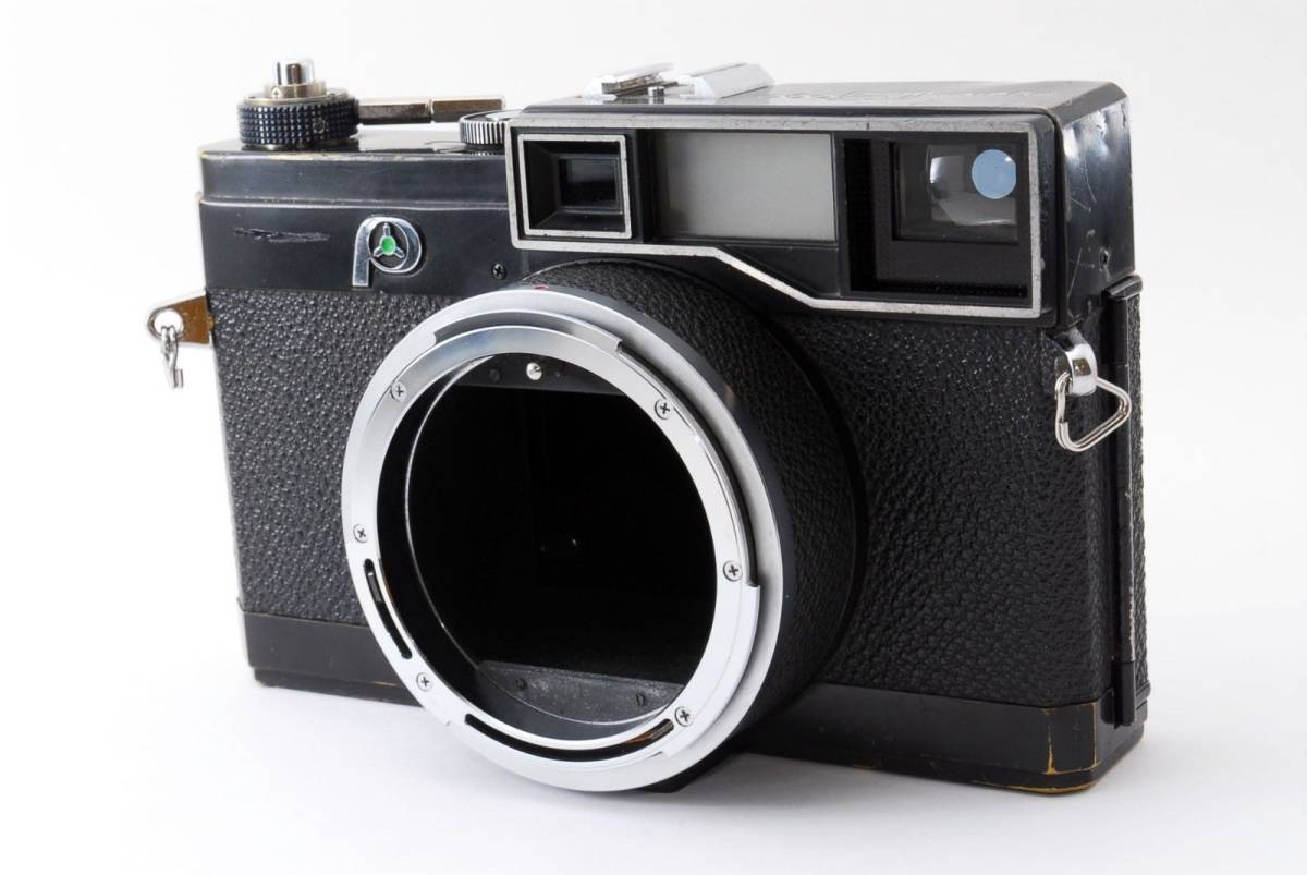 ジャンク Fujifilm G690 P Rangefinder Film Camera Body フジ フィルム カメラ レンジファインダー ボディ 中判 富士 290386_画像1