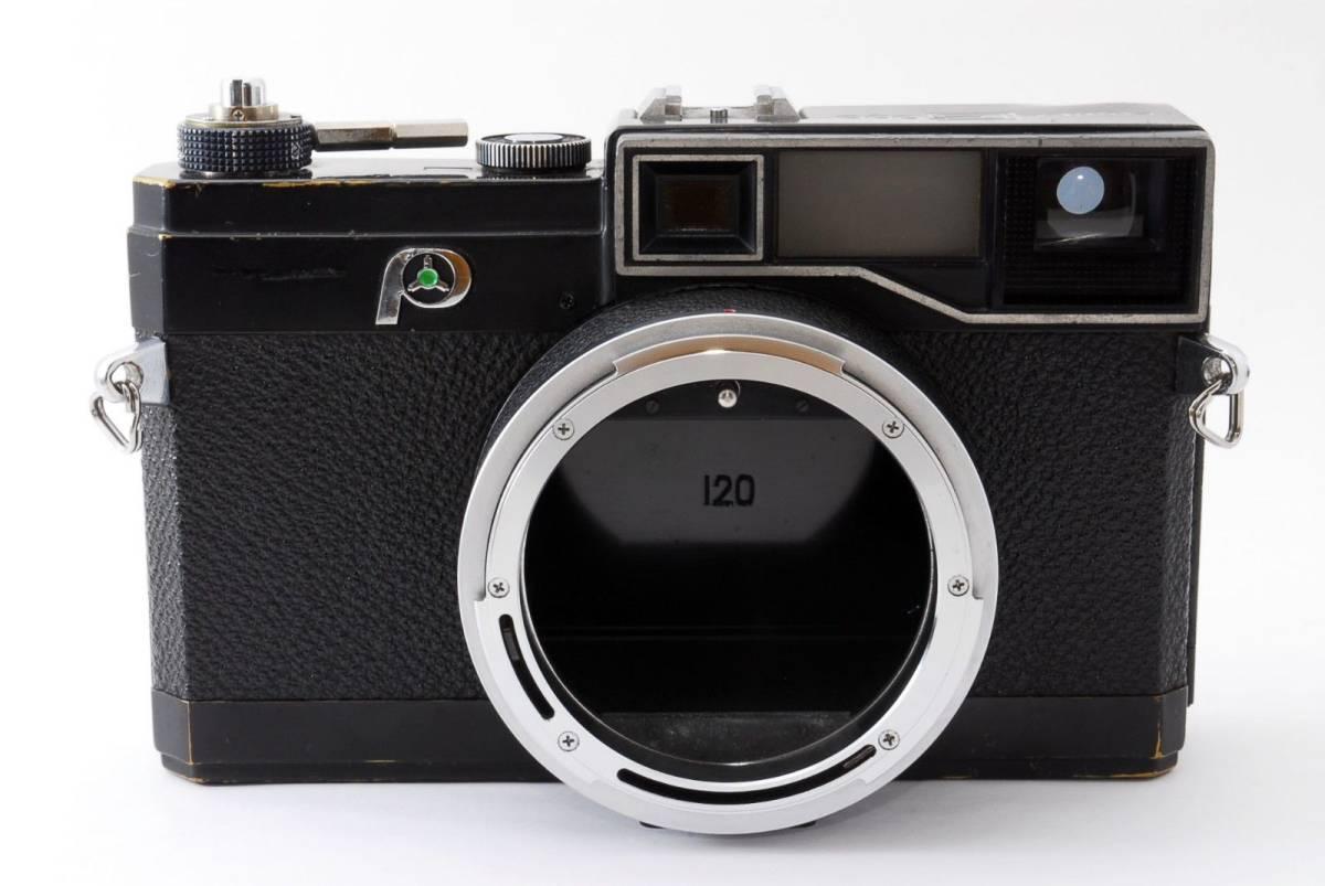 ジャンク Fujifilm G690 P Rangefinder Film Camera Body フジ フィルム カメラ レンジファインダー ボディ 中判 富士 290386_画像2