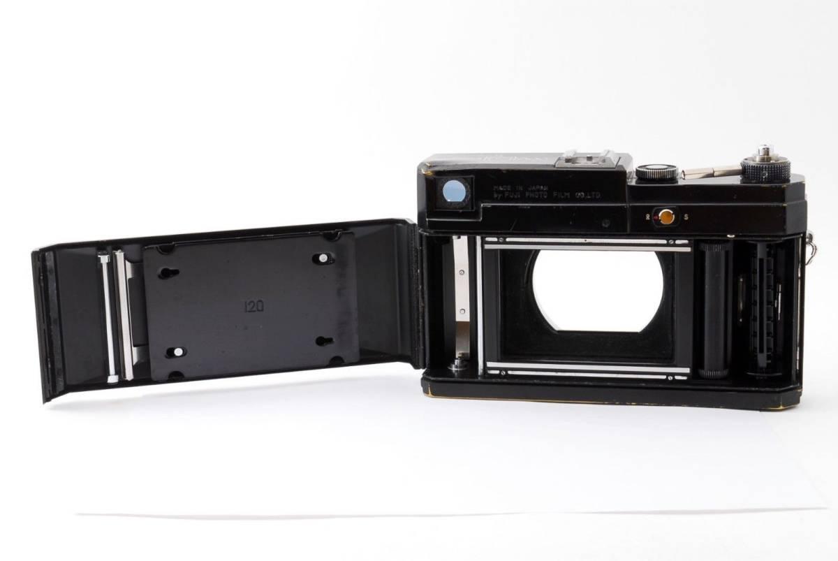 ジャンク Fujifilm G690 P Rangefinder Film Camera Body フジ フィルム カメラ レンジファインダー ボディ 中判 富士 290386_画像8