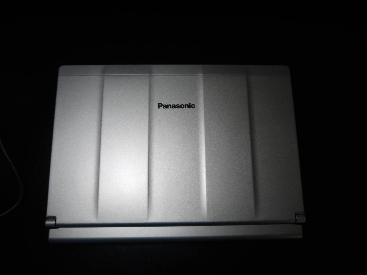 ★累積580時間、美品Panasonic CF-SX2 Core i5 Windows10 Office365★_画像7