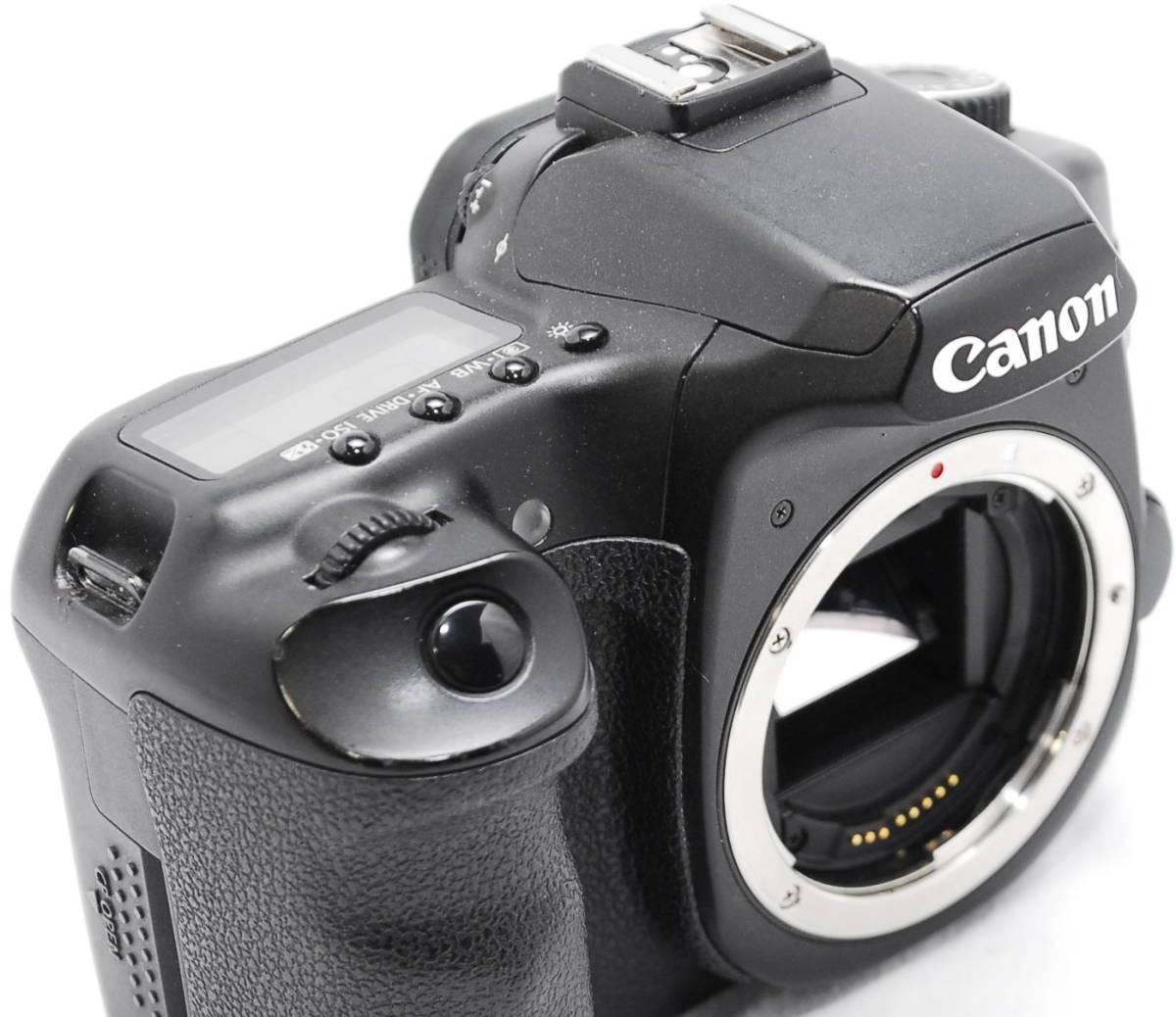 【動作未確認】Canon キヤノン EOS 40D ジャンク_画像5