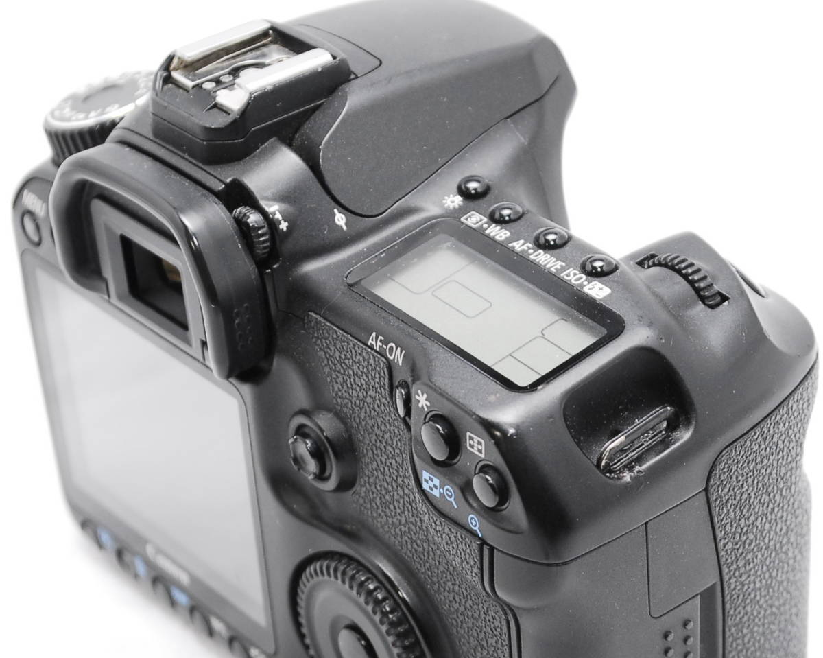 【動作未確認】Canon キヤノン EOS 40D ジャンク_画像6