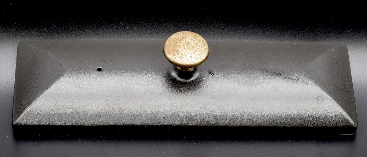 ストウブ テリーヌ型 30x11cm ブラック Rectangular terrine STAUB_画像5