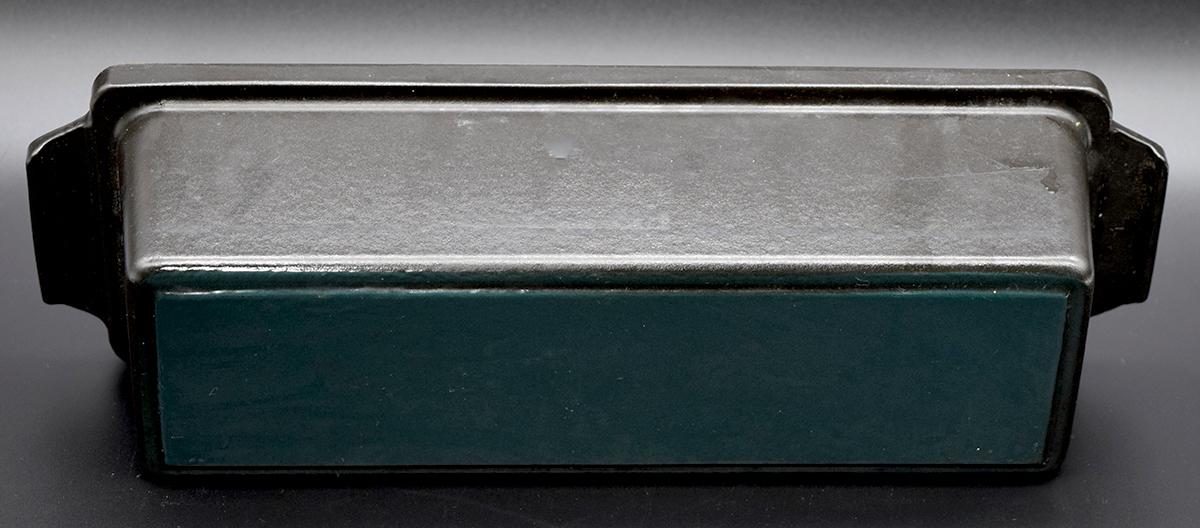 ストウブ テリーヌ型 30x11cm ブラック Rectangular terrine STAUB_画像4