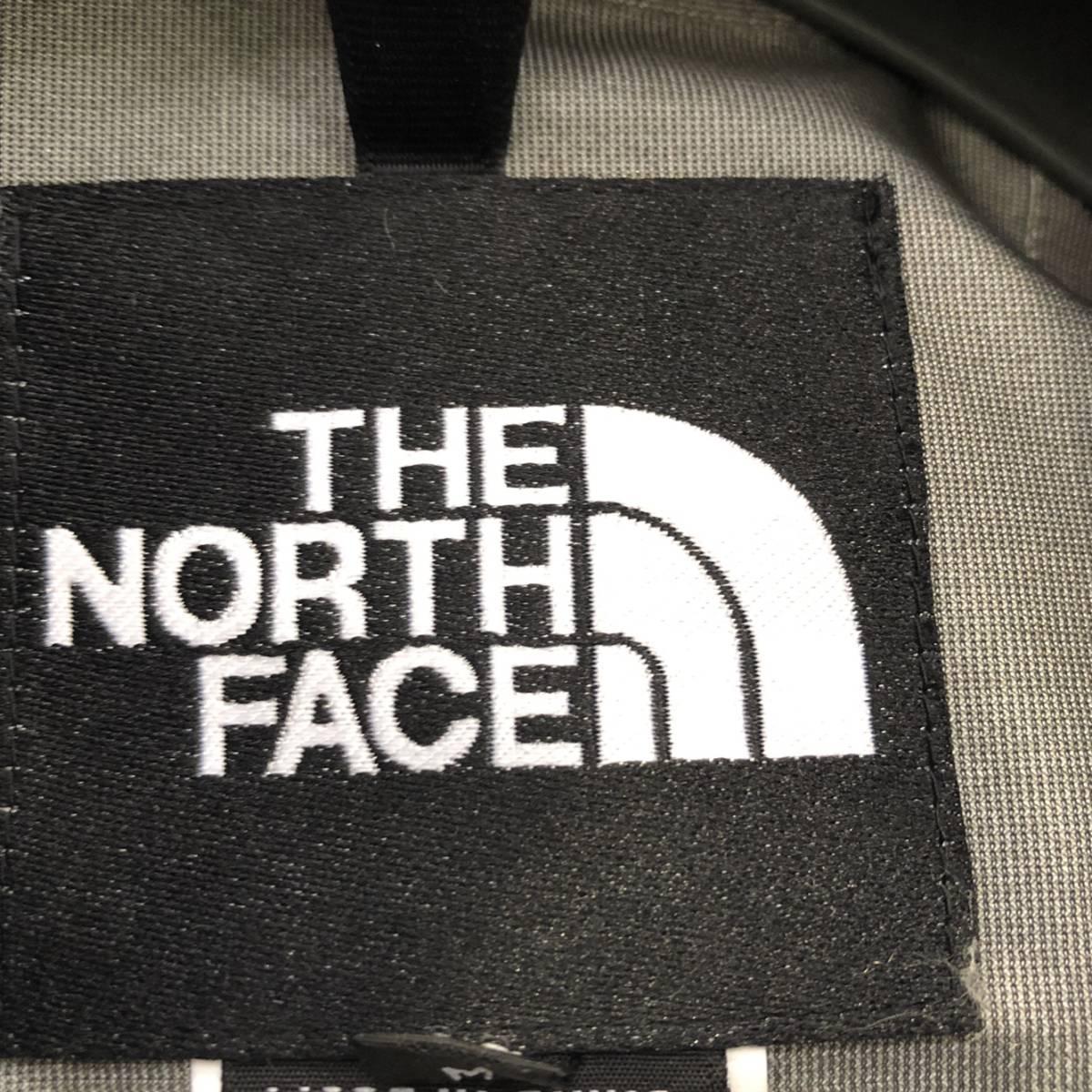 ND333 ノースフェイス GORE-TEX ジャケット マウンテンパーカー メンズ Mサイズ 正規品です。_画像9