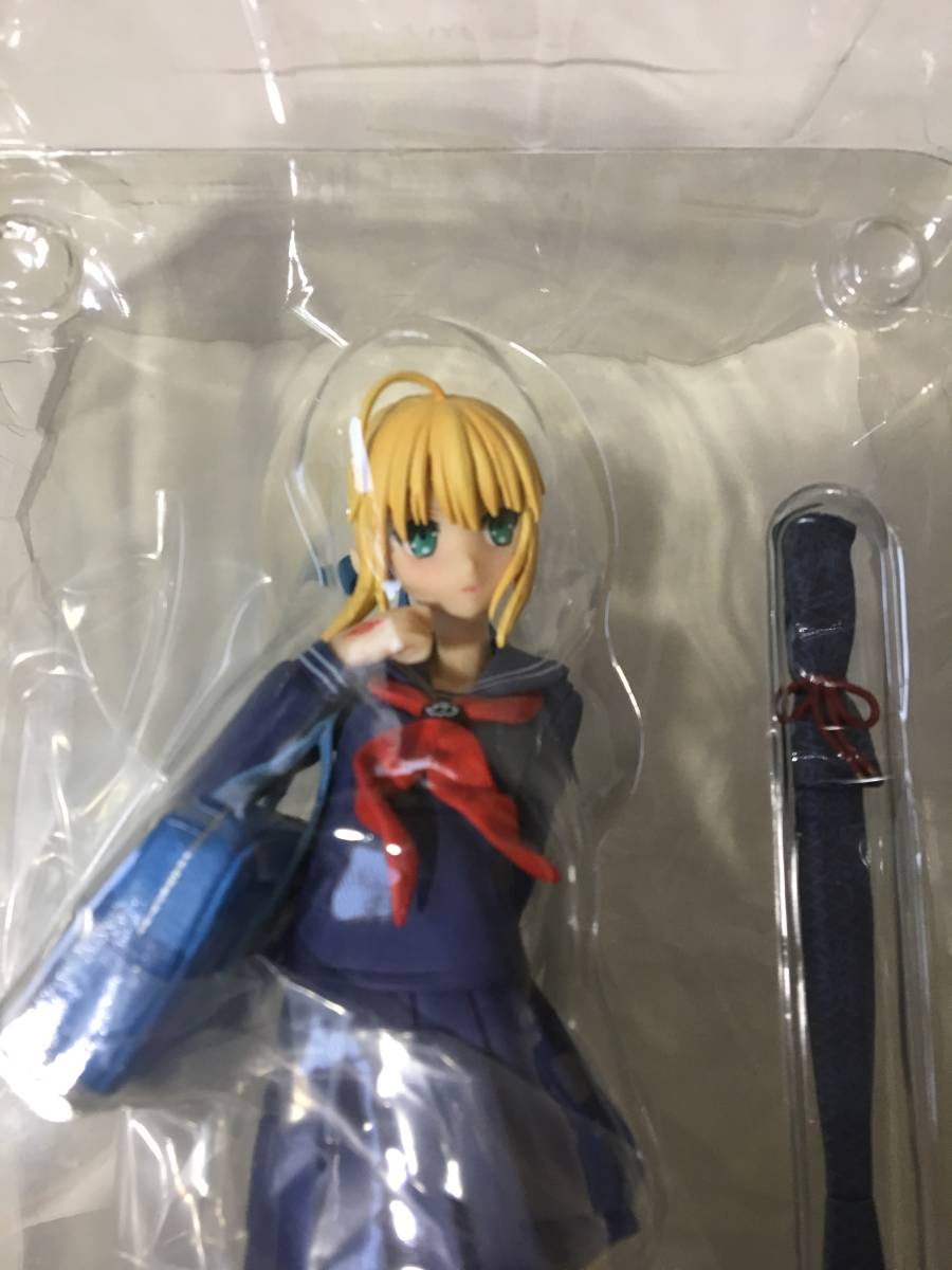 Fate/stay night マスターアルトリア 1/7スケール PVC製 塗装済み完成品フィギュア [箱無し] fi011_画像2
