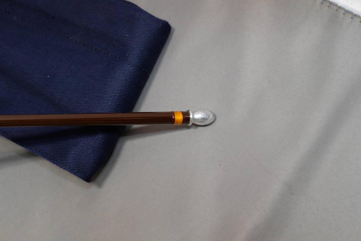 貴重な未使用品 HARDY FIBALITE 7フィート #4 グラスロッド ハーディ ファイバライト_画像5