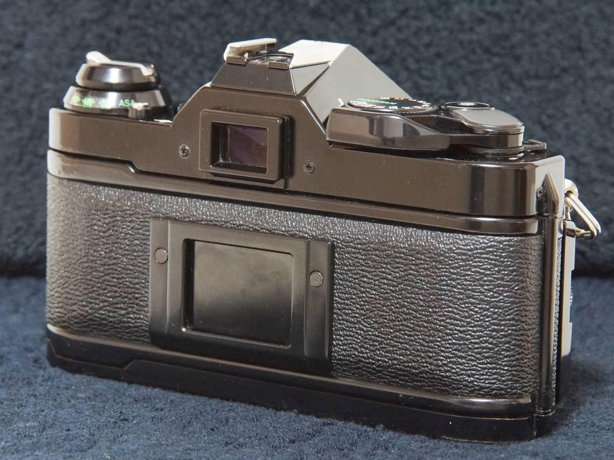 Canon AE-1P NewFD50mmF1.8 標準レンスセット【動作確認済】_画像3