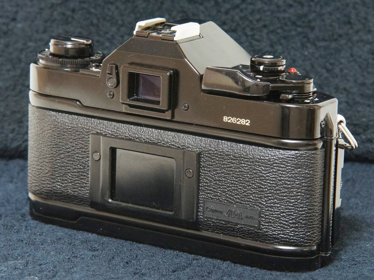 Canon A-1 NewFD50mmF1.8標準レンズセット【動作確認済】_画像3