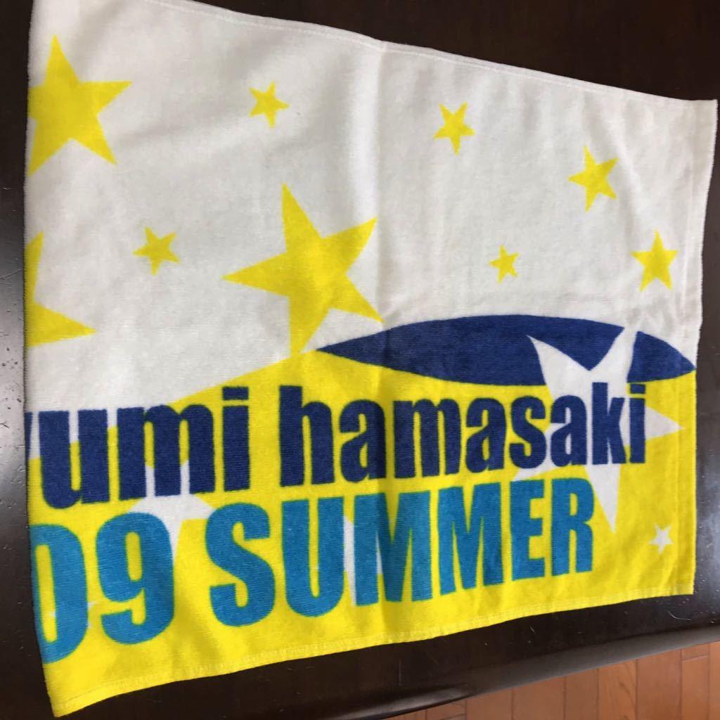 浜崎あゆみ a-nation 2009 エーネーション あゆ タオル ライブタオル ライブグッズ_画像2