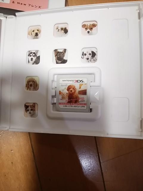 3DS箱入りライトブルー&DSソフト太鼓の達人、マリオカート、他2種まとめて_画像7