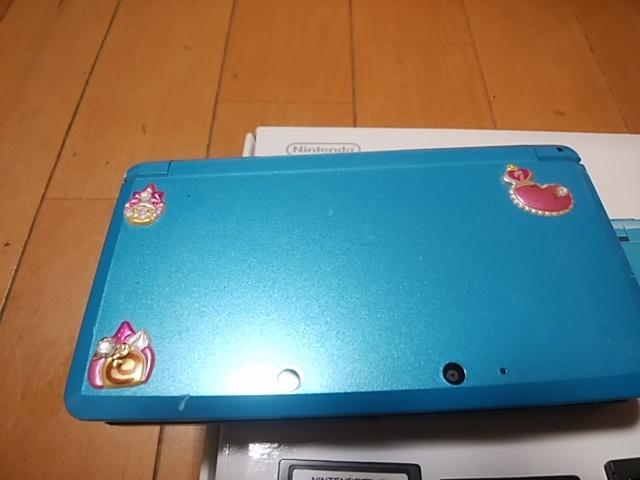 3DS箱入りライトブルー&DSソフト太鼓の達人、マリオカート、他2種まとめて_画像2