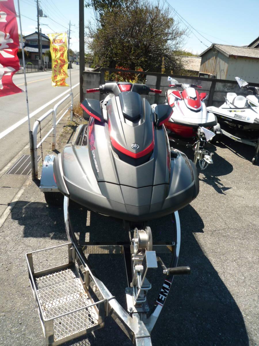 ☆☆2019' YAMAHA FX-Cruiser SVHO☆☆並行艇 スーパーチャージャー 超人気機種☆_画像4